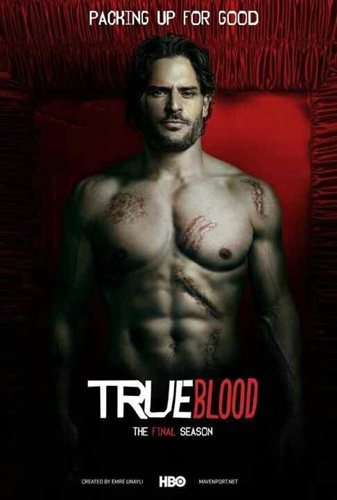 Joe Manganiello, True Blood                                                                                                                                                      More
