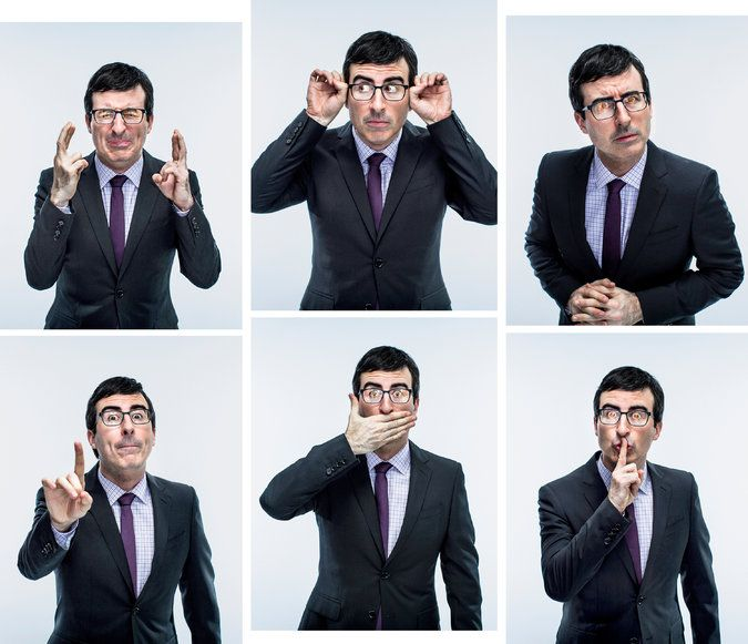 Now Nattering on His Own Throne John Oliver Introduces 'Last Week Tonight' on HBO