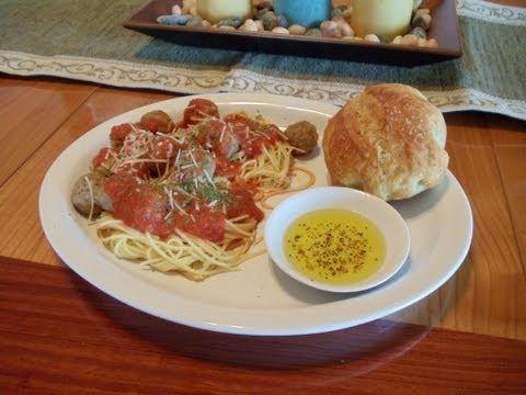 No-Knead Rosemary Bread (Inspired by Romano's Macaroni Grill)