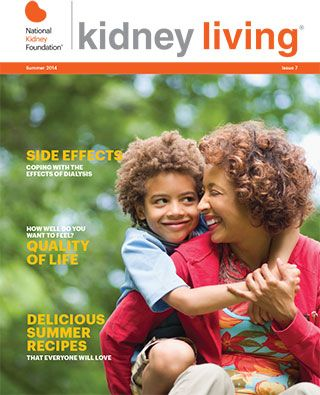 The Right Diet May Help Prevent Kidney Disease, New Study Finds | The National Kidney Foundation