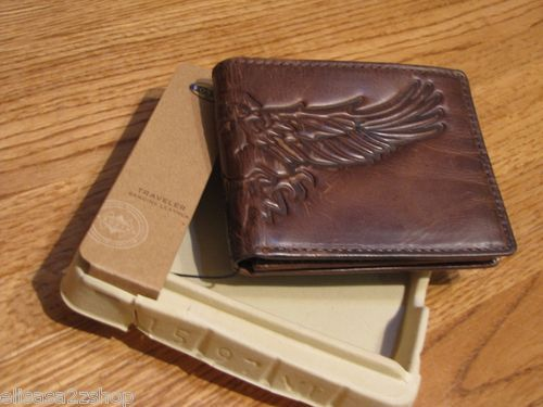 Men's Fossil Wallet Leather