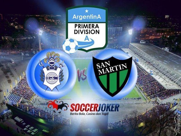 Prediksi Skor Gimnasia La Plata vs San Martin 21 Juni 2017