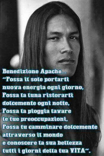 Benedizione Apache