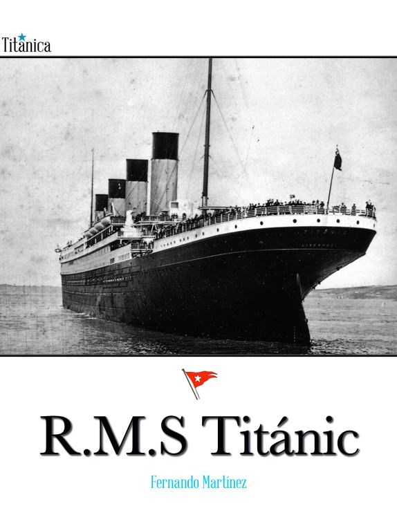 Portada de R.M.S Titánic