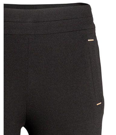 Dressbukse   Sort   Dame   H&M NO