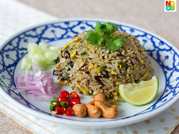Thai Olive Fried Rice Recipe: Noodles Recipes, Asian Recipes, Chine Recipes, Recipes Collection, Fries Rice Recipes, Fried Rice Recipes, Chinese Recipes, Cooking Recipes, Recipe Collection
