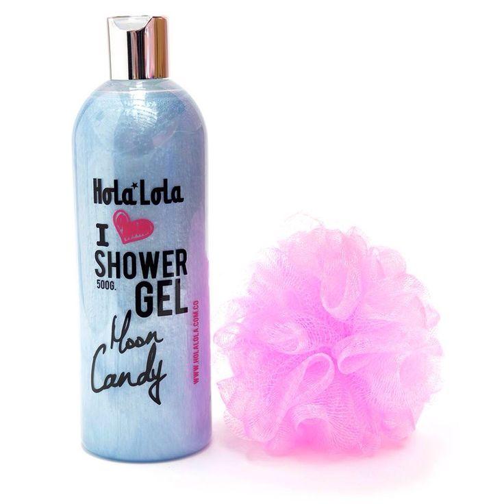 Moon Candy Shower Gel  www.holalola.com.co