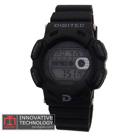 jam tangan digitec DG-2087T hitam