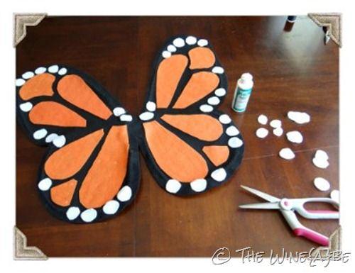 How to make monarch butterfly wings ... monarch_butterfly_wings_1