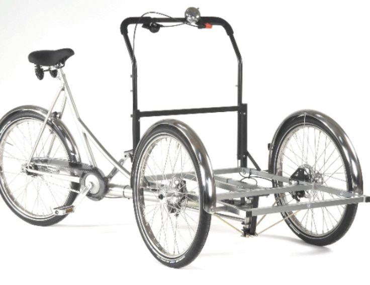 Christiania Bike, no Box