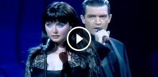 Сара Брайтман и Антонио Бандерас — «Призрак оперы». Музыка, от которой захватывает дух!