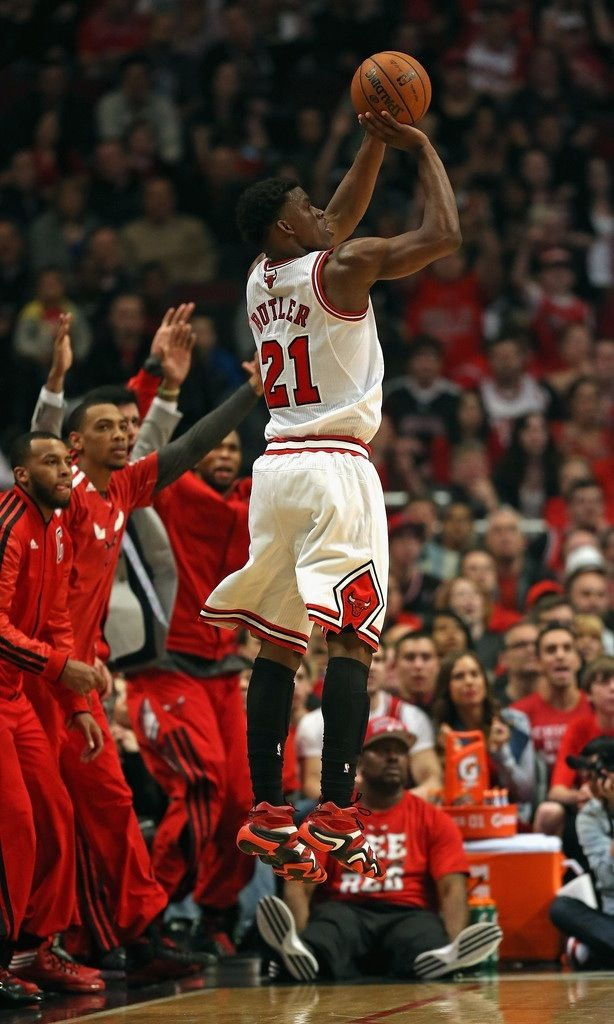 Jimmy Butler - Chicago Bulls; Loved him guarding Lebron during the playoffs