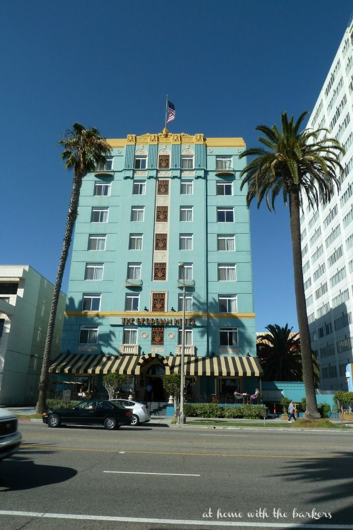 The Georgian Hotel Santa Monica