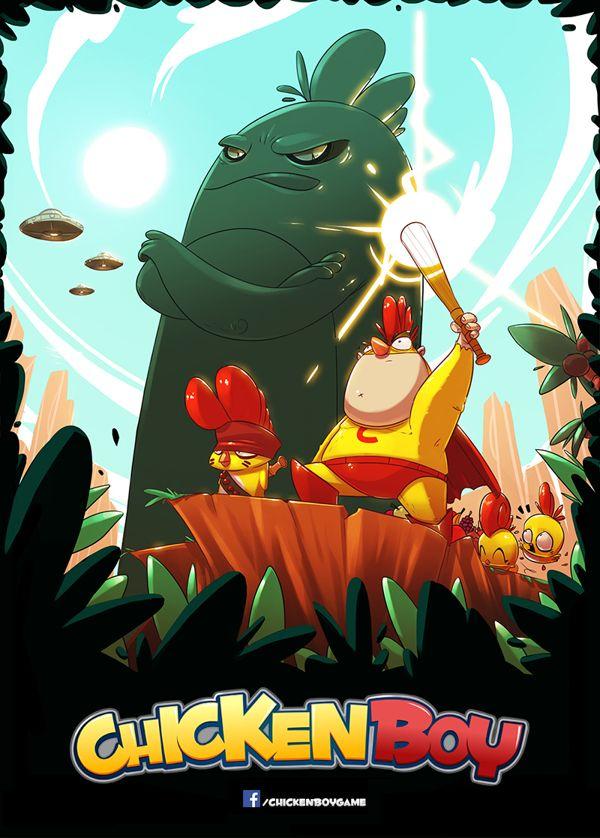 http://www.behance.net/gallery/promo-art-for-games/12810075