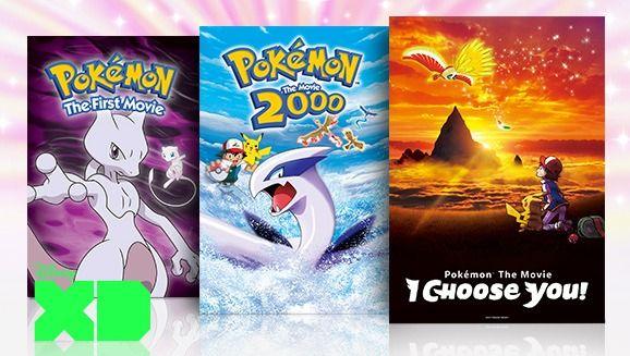 Pokemon Movie Marathon Now underway on Disney