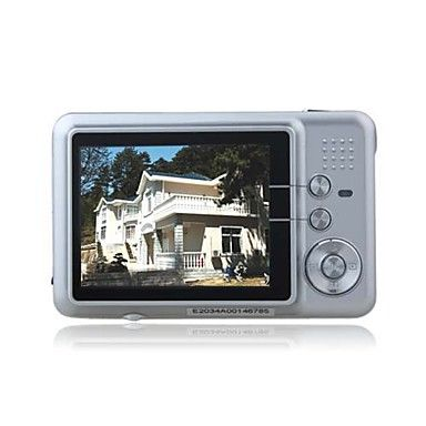 12 MP Digital Camera with 2.7 Inch LCD Display and 8×Digital Zoom – EUR € 57.74