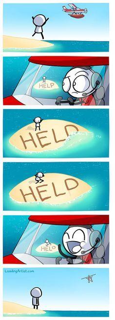 HELP. #humor #risa #graciosas #chistosas #divertidas
