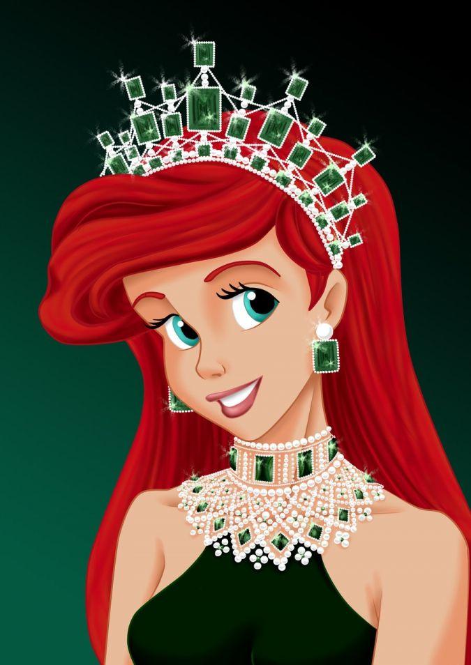 Картинки принцесс для авы