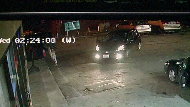 CLEVELAND - Police are searching for the suspect accused of carjacking an Uber driver early Wednesday morning. Officials say he lured the driver to a gas station with a stolen cell phone after 2 a....