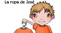 Cuentos para niños con pictogramas TEA ACNEAE La ropa
