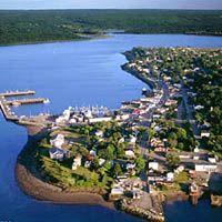 Digby, N.S., where I grew up.