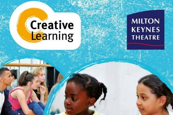 This is a hands-on, practical workshop with Milton Keynes Theatre Creative Learning, supporting English and the performing arts.