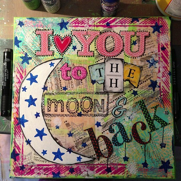 26 Best Images About Quot I Love You To The Moon And Back Quot On