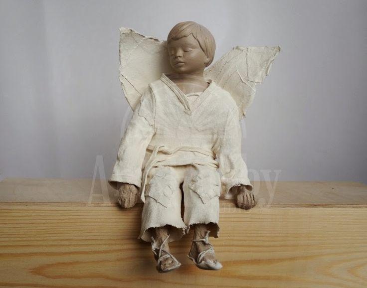 Pasje Ani :): Powertex - i... kolejny aniołek!