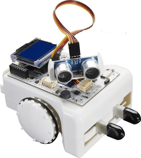 ArcBotics - Sparki – Programmable Arduino STEM Robot Kit for Kids