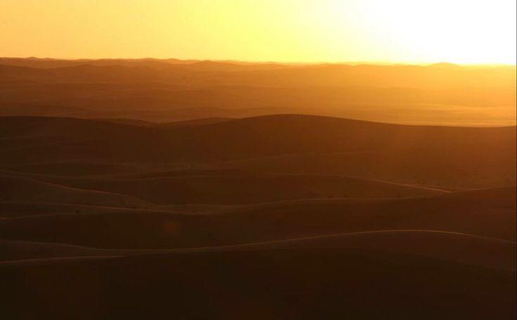 The Magical Sahara desert