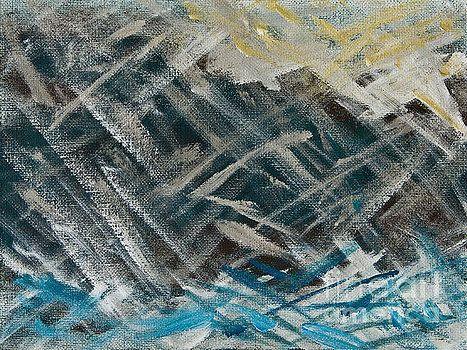 Vinterstorm/Winter storm by Suzanne Thobro