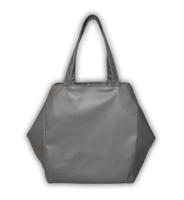 Bag BOAT silver http://www.totostyle.pl/