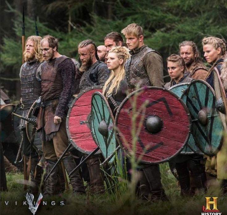Cast - Vikings