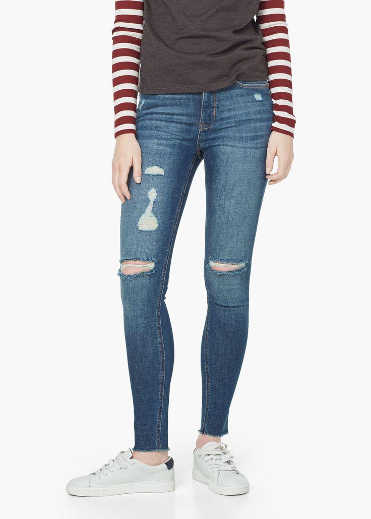 Jeans skinny soho - Jeans da Donna | MANGO