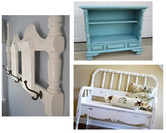 How to Decorate Series {day 7}: Thrift Store Furniture Tips by Centsational Girl
