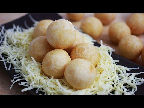 Makanan Ringan Telur Burung Ruai - Resep Borneo
