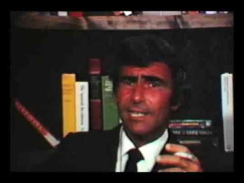 """***Lost Rod Serling Interview, *1970  (pt01)  //  **NOTE the difference with this interview & the '59 one.  BY '70, he knew how """"Twilight Zone"""" was such a cultural icon!  NOTE his Progressive views on Race..."""