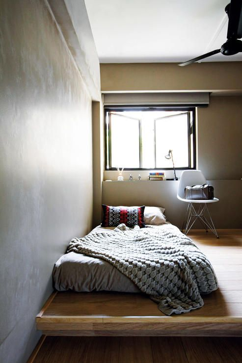 17 Minimalist Home Interior Design Ideas: 12 Uber Stylish Minimalist Bedrooms
