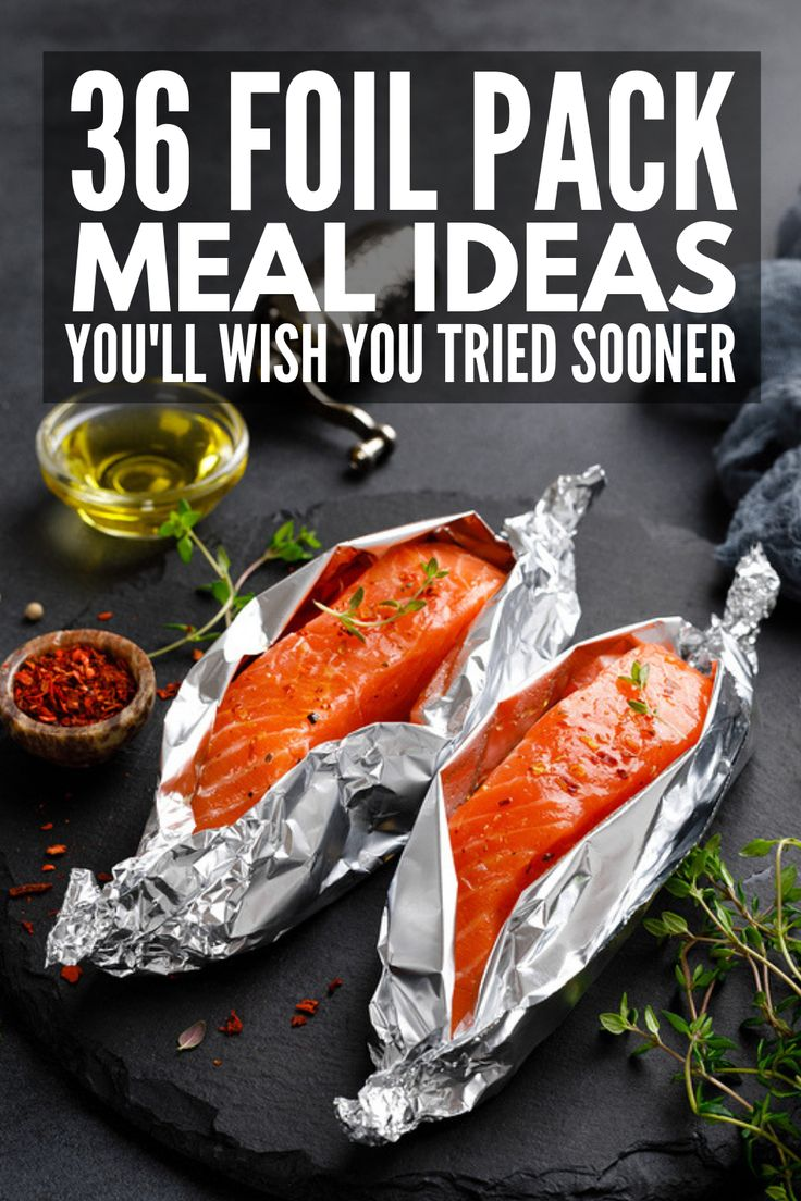 No Fuss Dinners: 36 Mess-Free Foil Pack Meals You'll Love – Kochen