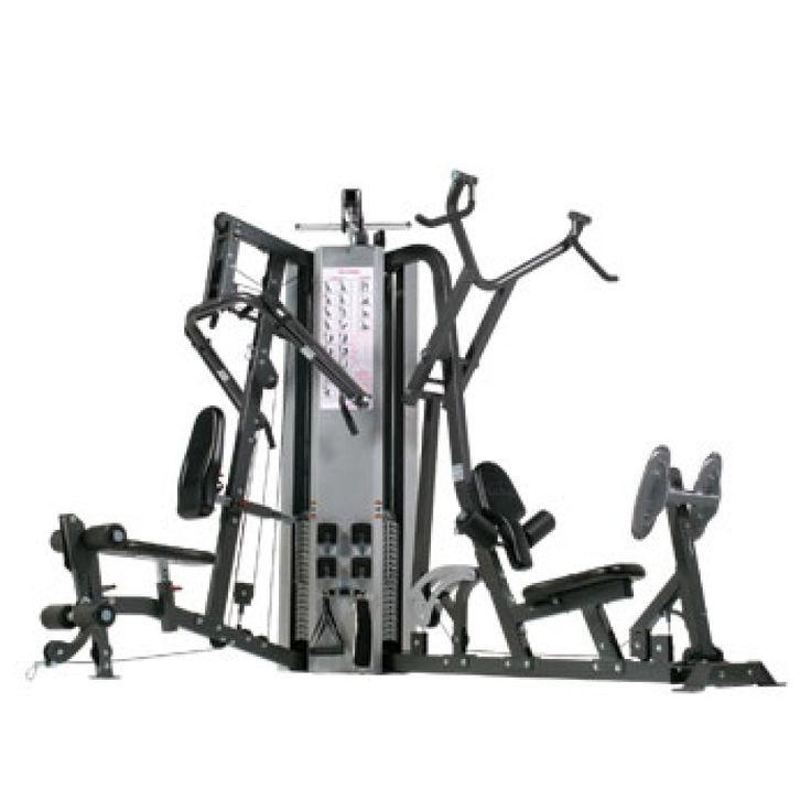 Hoist H 2200 2-Stack Multi-Gym