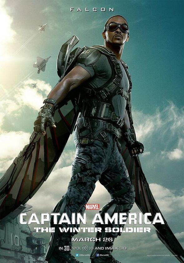 Nuevo póster para 'Capitán América: el Soldado de Invierno'