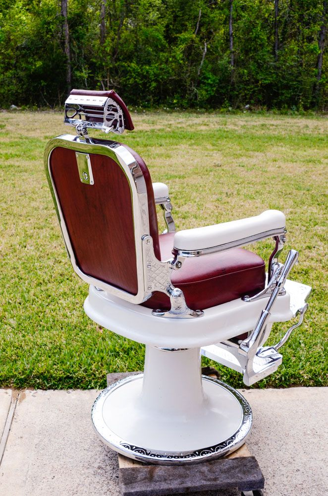 vintage barber chair replicas - Google Search
