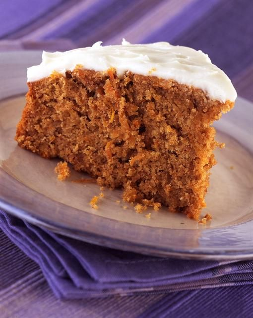 Carrot Cake For A Diabetic