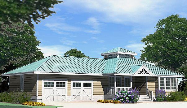 Exterior Country Home Design Ideas