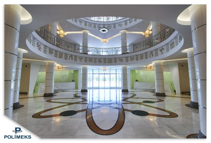 Ashgabad Technology Center, Turkmenistan