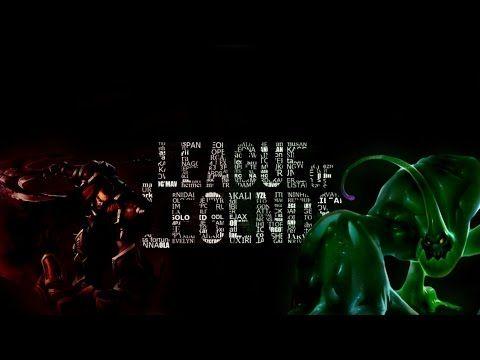 League Of Legends Darius And Zac Montage