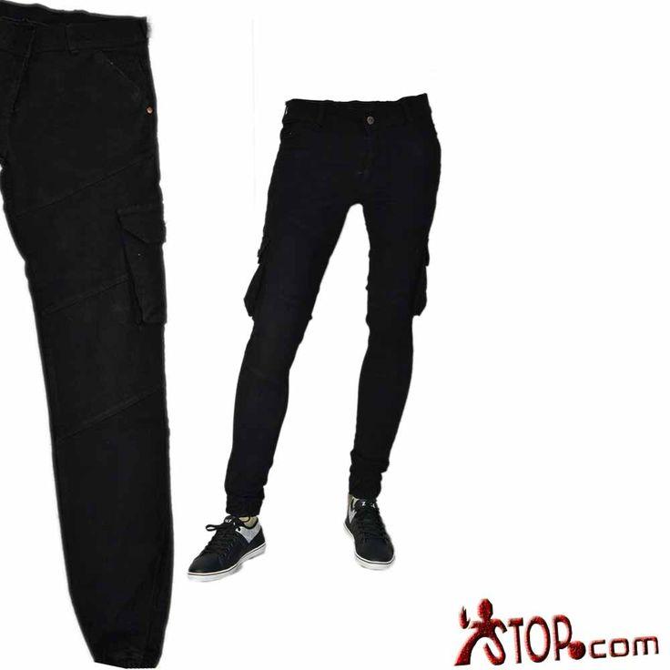 بنطلون باجى جبردين ليكرا اسود فى الاسكندرية متجر ستوب Pants Jeans Fashion