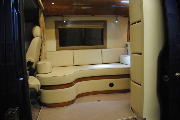 Mercedes Sprinter 519 V6 Luxury Sports Motorhomes One Of