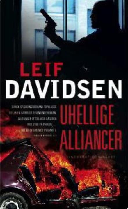T. Uhellige alliancer. Leif Davidsen ................ #leifdavidsen#bog#bøger#books#novel#roman#reading#læsning#kitap#edebiyat#yazar