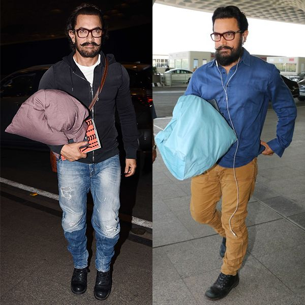 Not Kiran Rao but this is Aamir Khan's constant companion for all his travels – view HQ pics #FansnStars